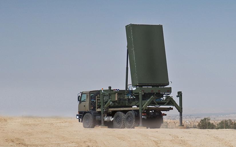 Multi mission radar: ELM-2084 mobile S-Band MMR | IAI | ELTA Systems